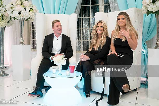 DON'T BE TARDY Pictured Kroy Biermann Kim ZolciakBiermann Brielle Biermann