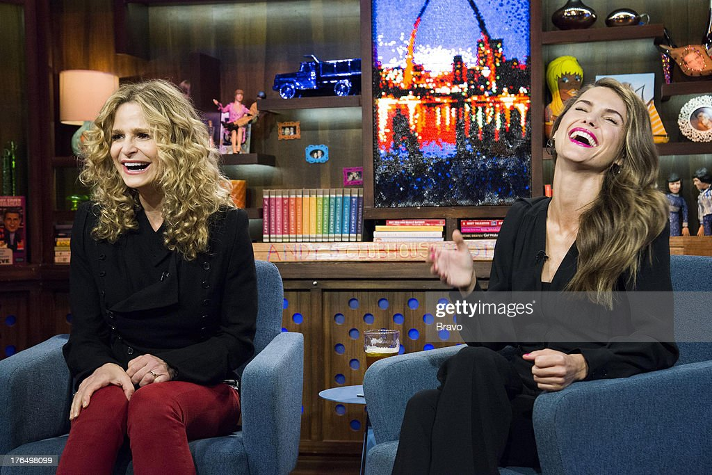 Kyra Sedgwick and Keri Russell -- Photo by: Charles Sykes/Bravo/NBCU Photo Bank via Getty Images