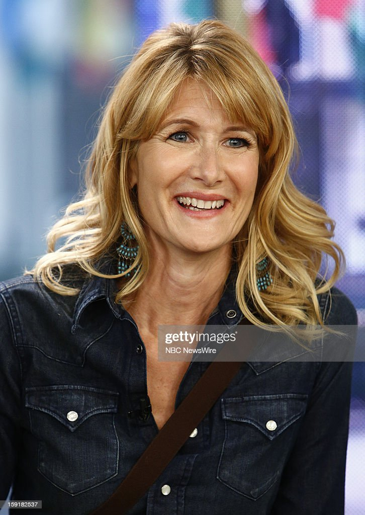 Laura Dern appears on NBC News' 'Today' show --