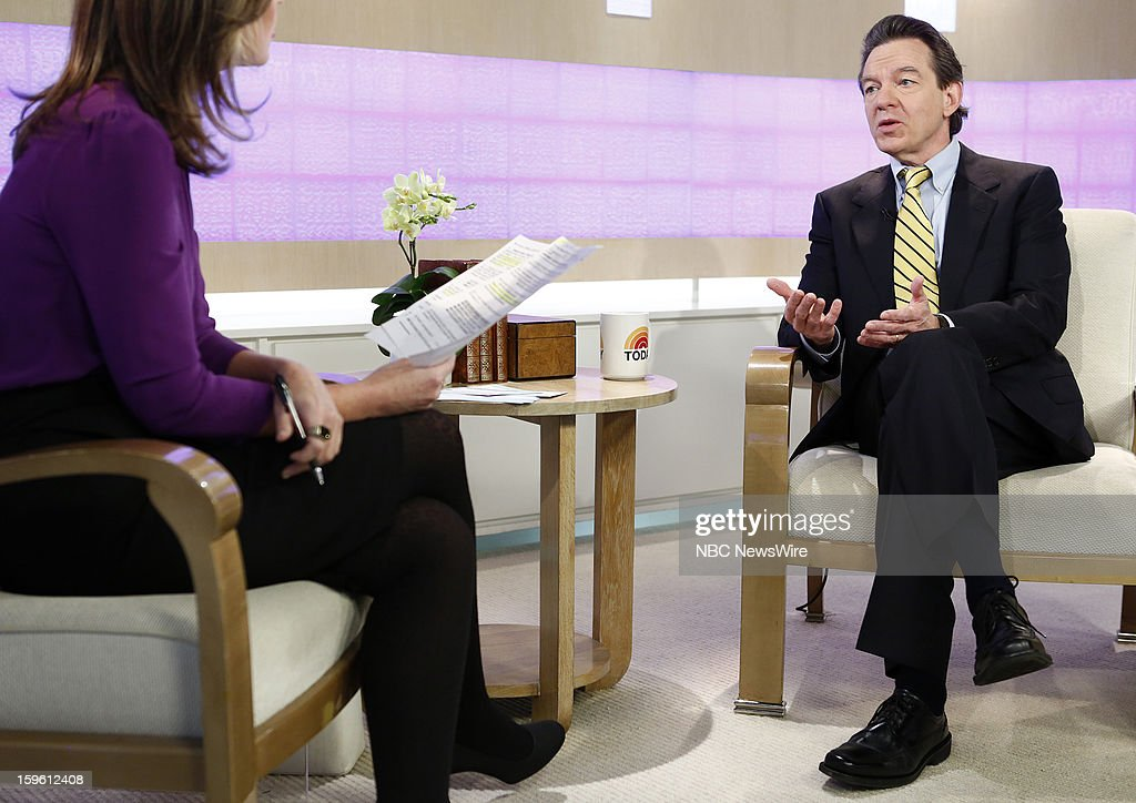 Lawrence Wright appears on NBC News' 'Today' show --