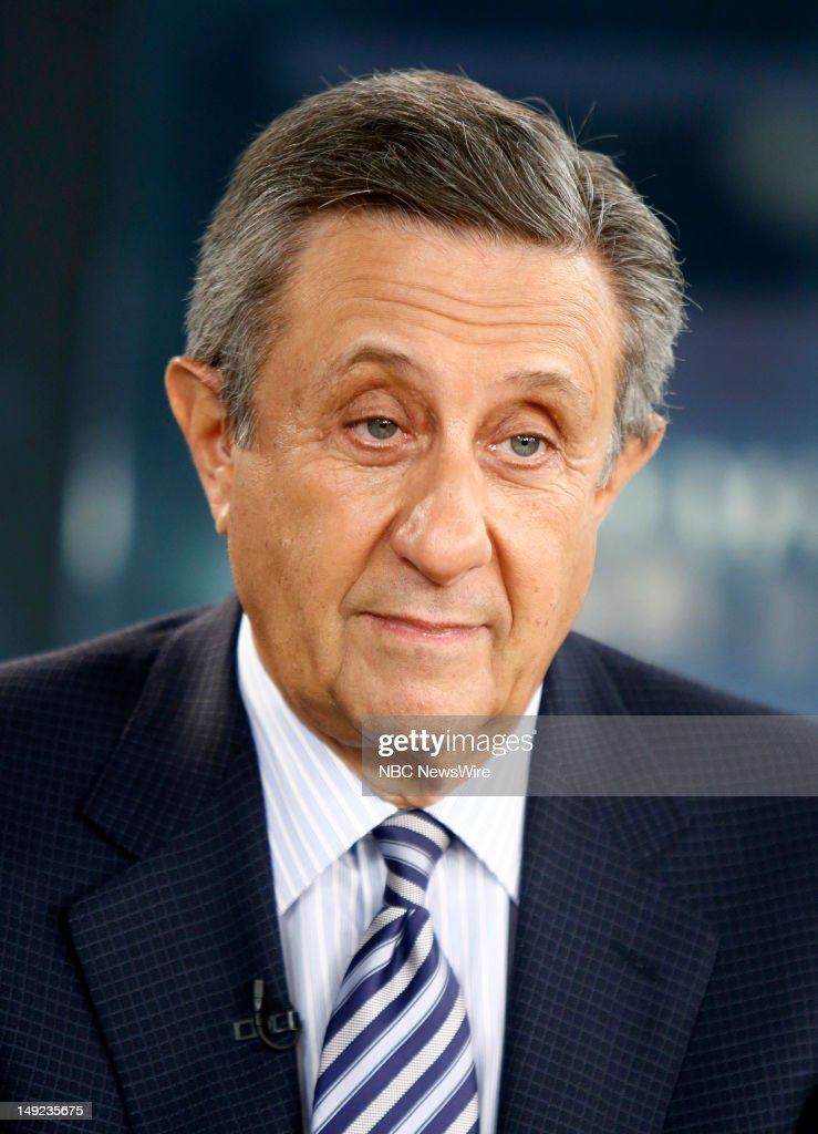 Len Berman appears on NBC News' 'Today' show --