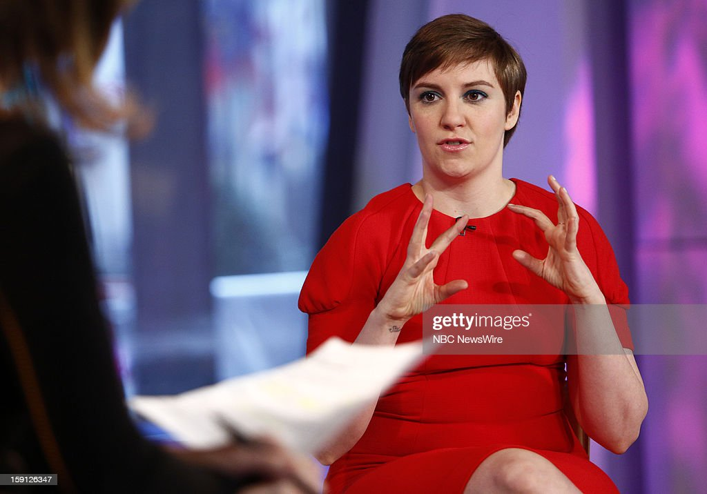 <a gi-track='captionPersonalityLinkClicked' href=/galleries/search?phrase=Lena+Dunham&family=editorial&specificpeople=5836535 ng-click='$event.stopPropagation()'>Lena Dunham</a> appears on NBC News' 'Today' show --