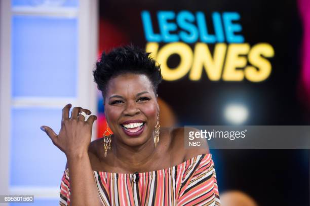 Leslie Jones on Monday June 12 2017