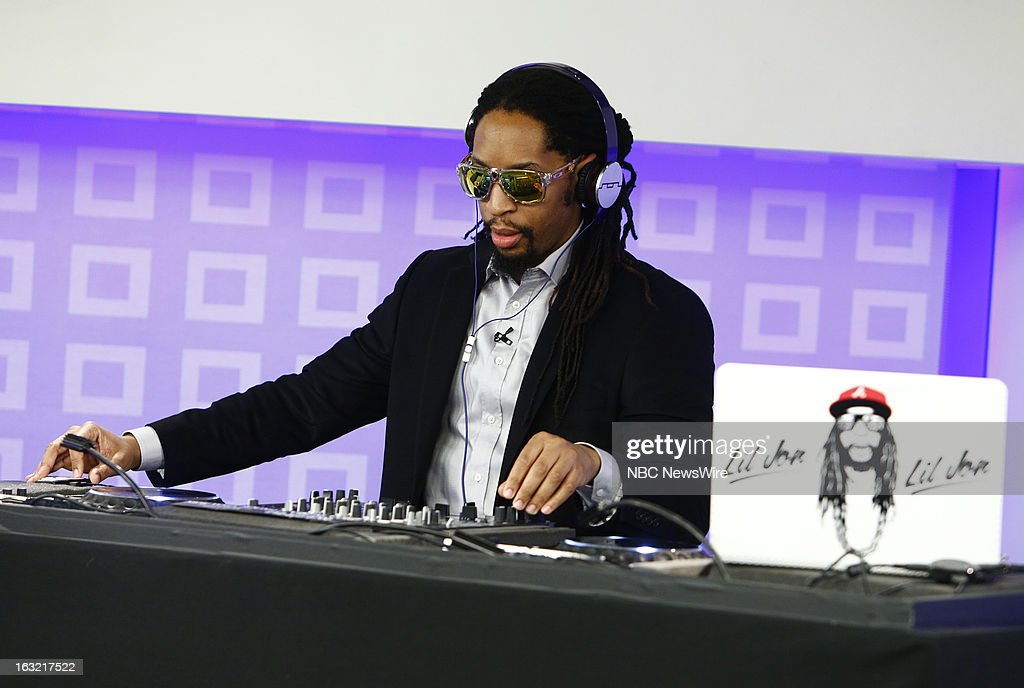 <a gi-track='captionPersonalityLinkClicked' href=/galleries/search?phrase=Lil+Jon+-+Rapper&family=editorial&specificpeople=202659 ng-click='$event.stopPropagation()'>Lil Jon</a> appears on NBC News' 'Today' show --