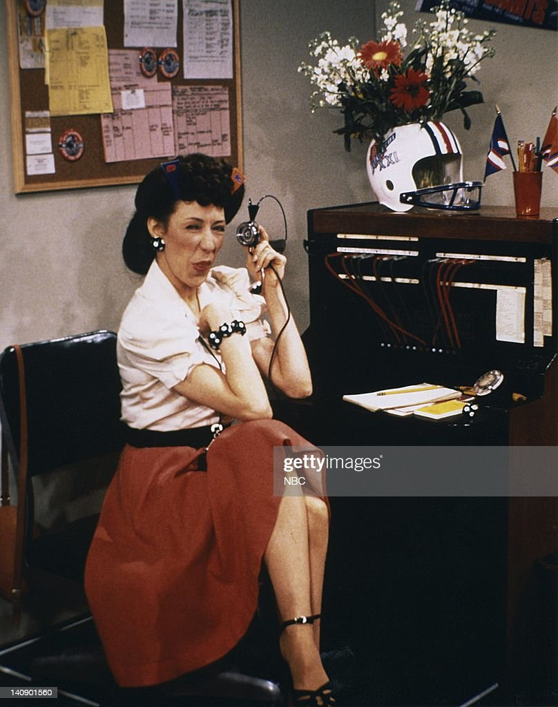 Lily Tomlin as Ernestine Photo by NBCU Photo Bank