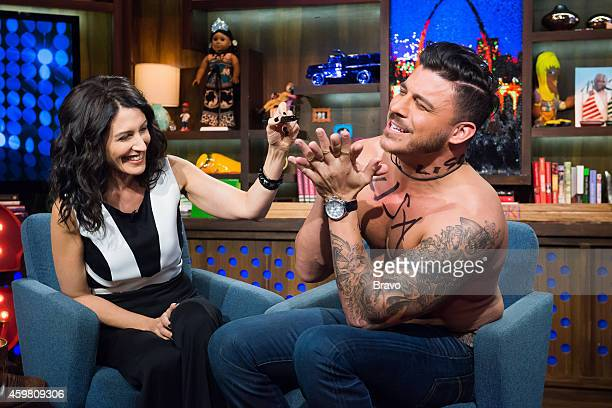 Lisa Edelstein and Jax Taylor