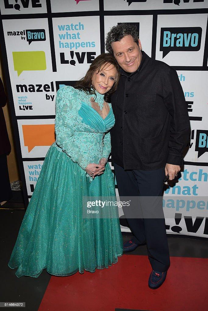Loretta Lynn and Isaac Mizrahi --