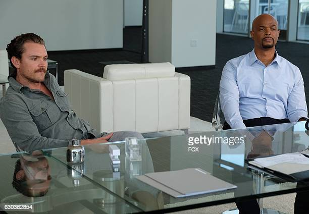 Pictured LR Clayne Crawford and Damon Wayans in the 'Spilt Milk' episode of LETHAL WEAPON airing Wednesday Oct 19 on FOX
