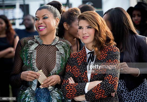 Pictured LR Taraji P Henson as Cookie Lyon and guest star Marisa Tomei as Mimi Whiteman in the The Devils Are Here Season Two premiere episode of...
