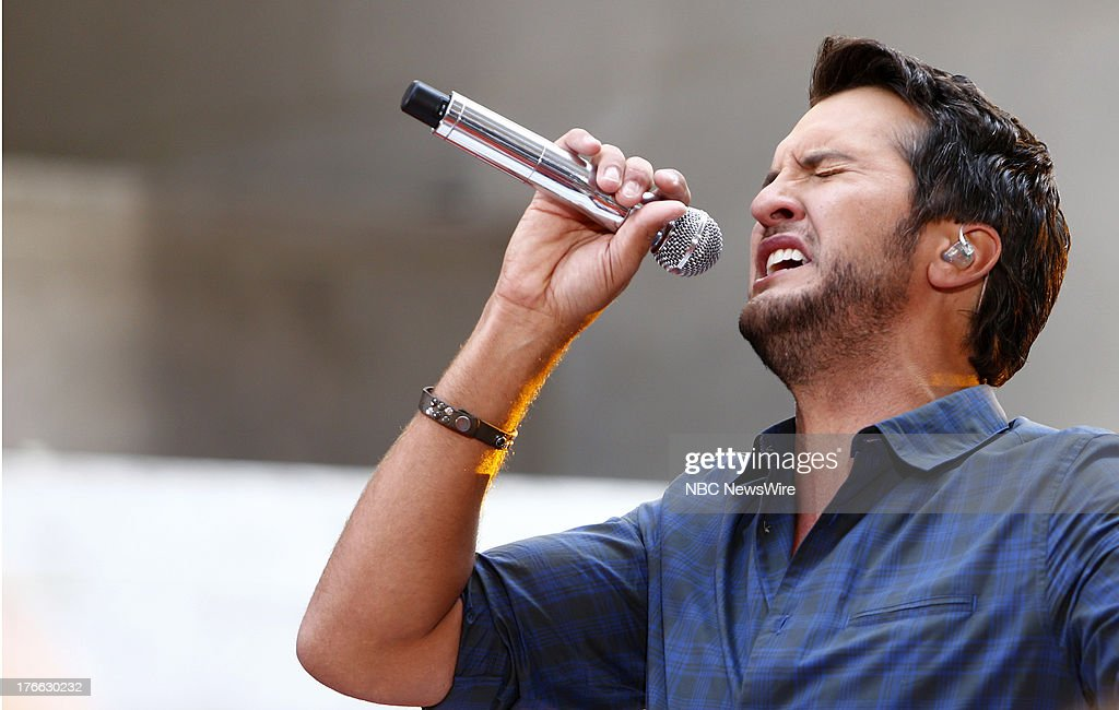 <a gi-track='captionPersonalityLinkClicked' href=/galleries/search?phrase=Luke+Bryan&family=editorial&specificpeople=4001956 ng-click='$event.stopPropagation()'>Luke Bryan</a> appears on NBC News' 'Today' show --