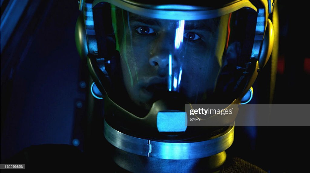 Luke Pasqualino as William Adama --