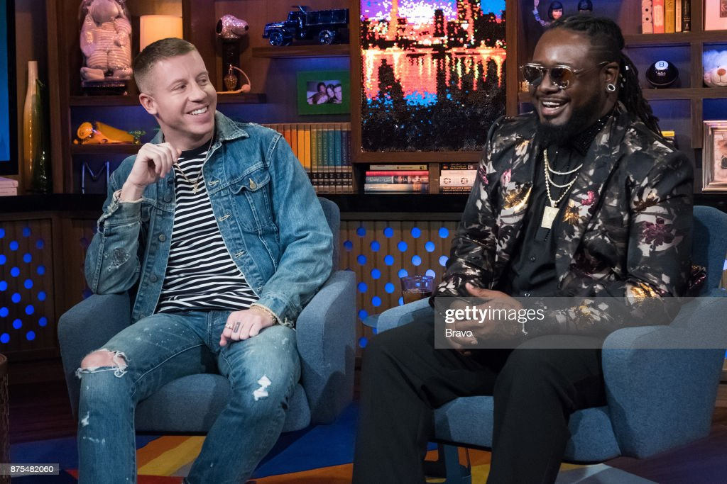 Macklemore and T-Pain --