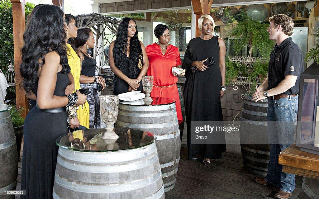 Malorie Bailey Massie, Porsha Stewart, Phaedra Parks, Marlo Hampton, Lexis Mason, NeNe Leakes, vineyard stadd --