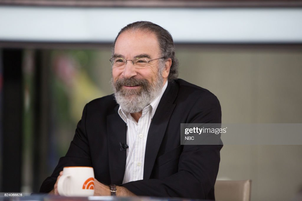 "NBC's ""Today"" With guests Mandy Patinkin, Ambush Makeovers, Everyone Has A Story"