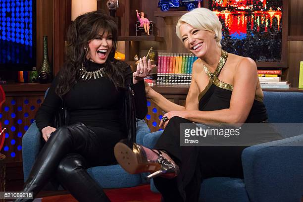 Marie Osmond and Dorinda Medley