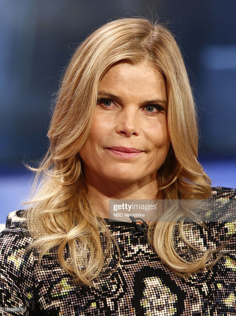 Mariel Hemingway appears on NBC News' 'Today' show --