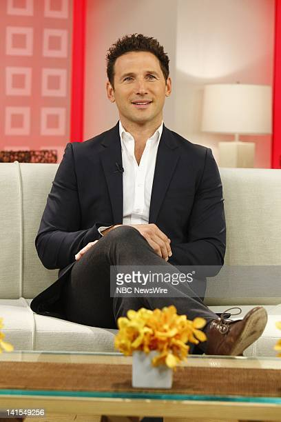 Mark Feuerstein stops by 'Today' to discuss 'Royal Pains' Photo by Peter Kramer/NBC/NBC NewsWire
