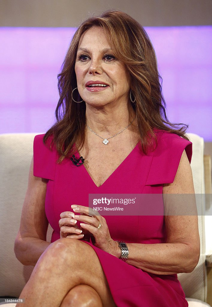 Marlo Thomas appears on NBC News' 'Today' show --