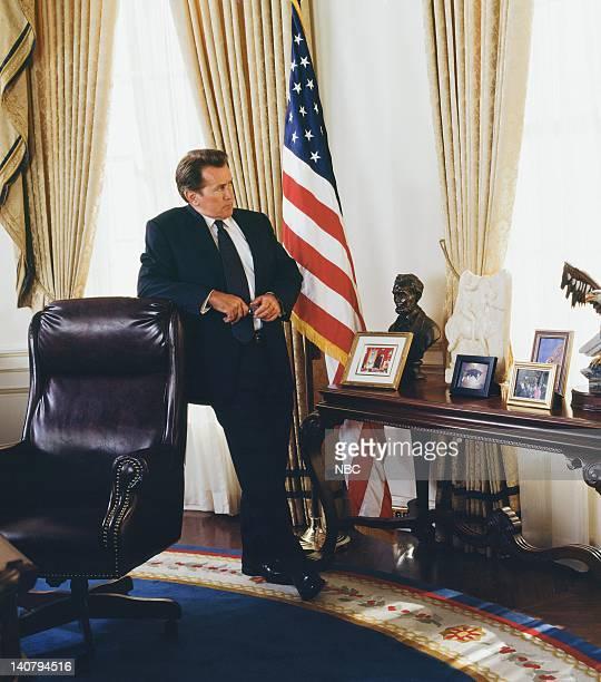 Martin Sheen as President Josiah 'Jed' Bartlet Photo bySteve Schapiro/NBCU Photo Bank