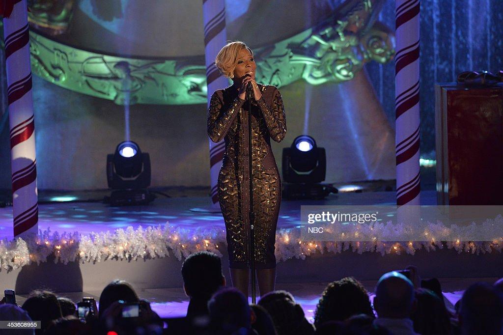Mary J. Blige --