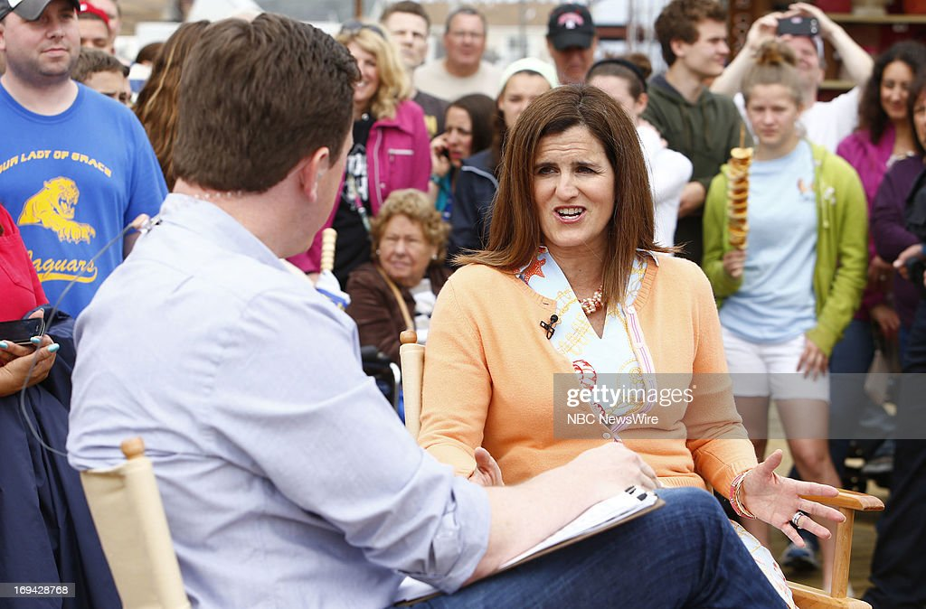 Mary Pat Christie appears on NBC News' 'Today' show --