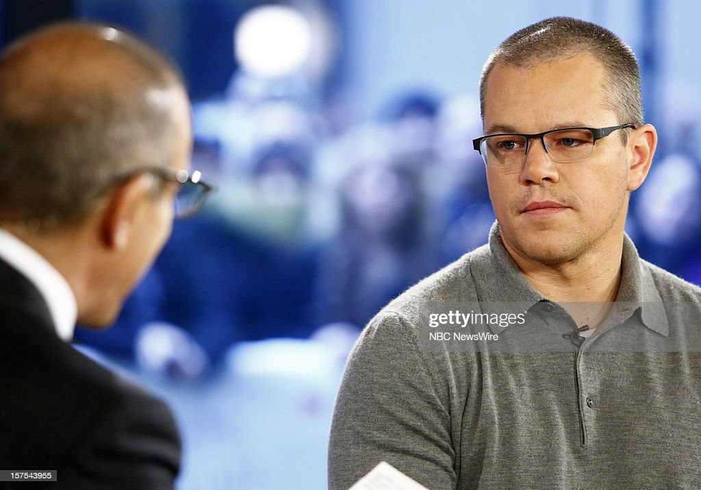 <a gi-track='captionPersonalityLinkClicked' href=/galleries/search?phrase=Matt+Damon&family=editorial&specificpeople=202093 ng-click='$event.stopPropagation()'>Matt Damon</a> appears on NBC News' 'Today' show --