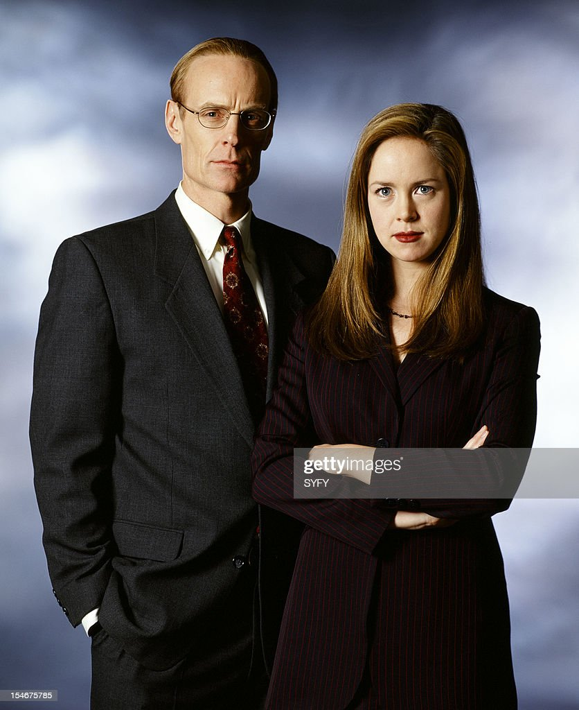 Matt Frewer as Dr Chet Wakeman Heather Donahue as Mary Crawford