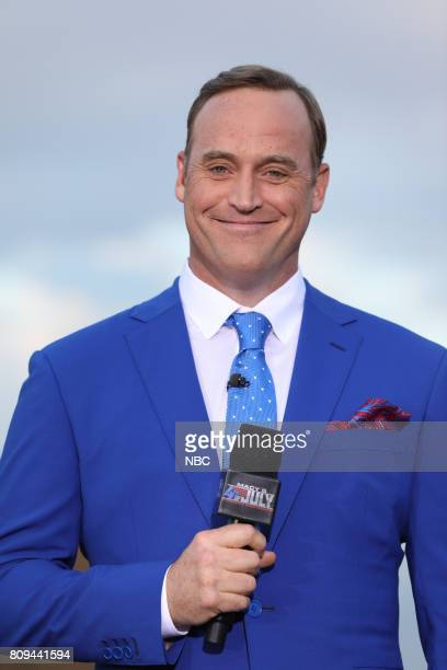 S FOURTH OF JULY FIREWORKS SPECTACULAR Pictured Matt Iseman
