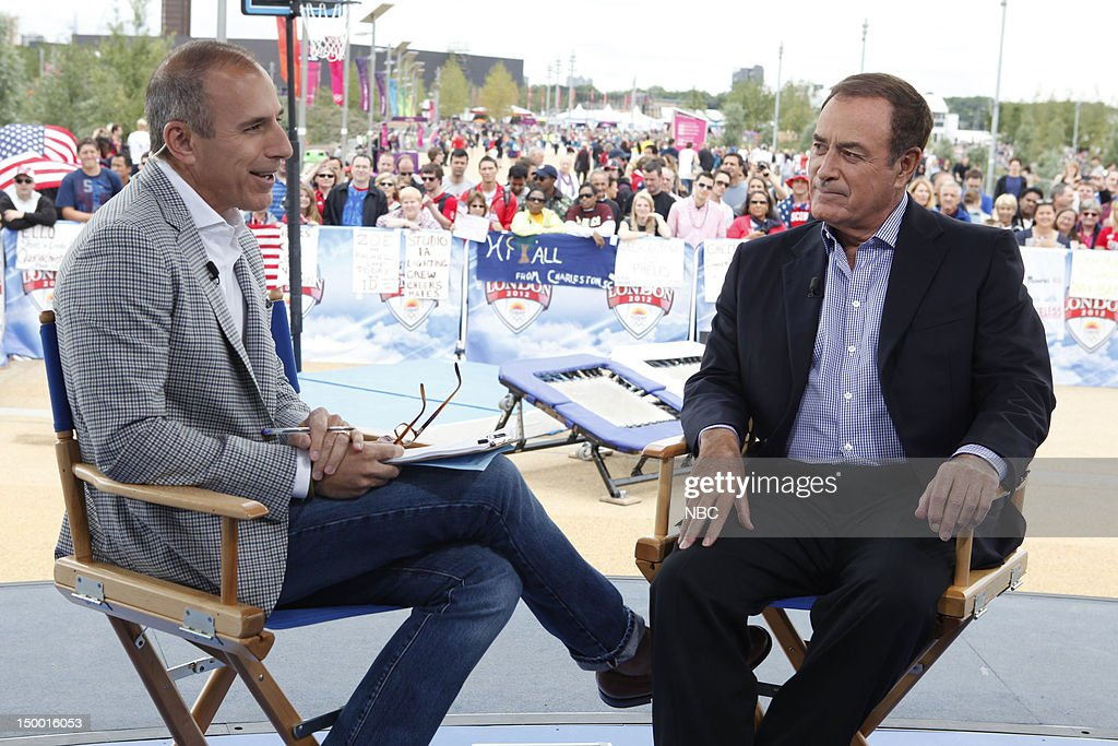 <a gi-track='captionPersonalityLinkClicked' href=/galleries/search?phrase=Matt+Lauer&family=editorial&specificpeople=206146 ng-click='$event.stopPropagation()'>Matt Lauer</a>, <a gi-track='captionPersonalityLinkClicked' href=/galleries/search?phrase=Al+Michaels&family=editorial&specificpeople=580592 ng-click='$event.stopPropagation()'>Al Michaels</a> on August 7, 2012 --
