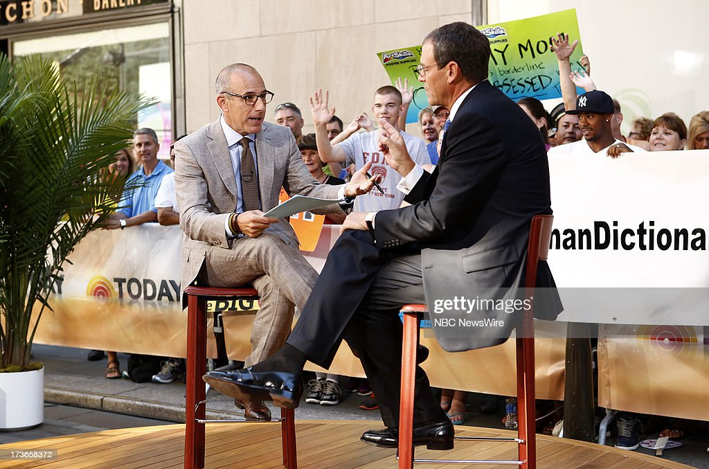 <a gi-track='captionPersonalityLinkClicked' href=/galleries/search?phrase=Matt+Lauer&family=editorial&specificpeople=206146 ng-click='$event.stopPropagation()'>Matt Lauer</a> and Daniel Silva appear on NBC News' 'Today' show --