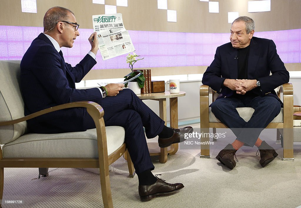 <a gi-track='captionPersonalityLinkClicked' href=/galleries/search?phrase=Matt+Lauer&family=editorial&specificpeople=206146 ng-click='$event.stopPropagation()'>Matt Lauer</a> and <a gi-track='captionPersonalityLinkClicked' href=/galleries/search?phrase=Dick+Wolf&family=editorial&specificpeople=210651 ng-click='$event.stopPropagation()'>Dick Wolf</a> appear on NBC News' 'Today' show --