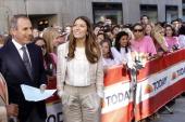Matt Lauer Jessica Biel 'Today' cohosts talk to Jessica Biel about 'The ATeam'