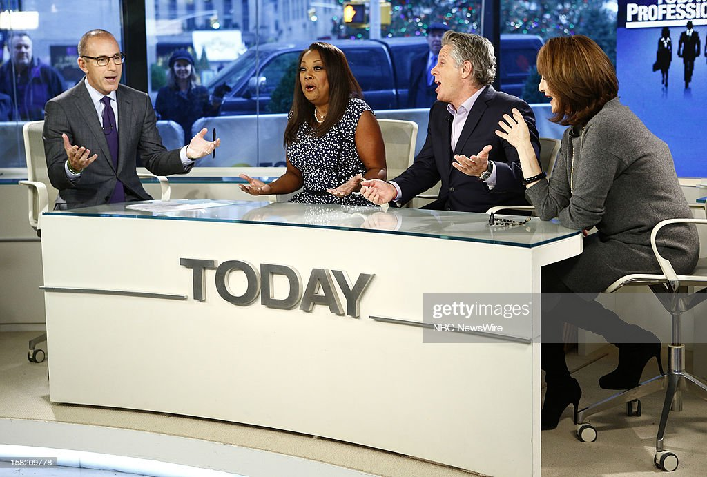 <a gi-track='captionPersonalityLinkClicked' href=/galleries/search?phrase=Matt+Lauer&family=editorial&specificpeople=206146 ng-click='$event.stopPropagation()'>Matt Lauer</a>, <a gi-track='captionPersonalityLinkClicked' href=/galleries/search?phrase=Star+Jones&family=editorial&specificpeople=202645 ng-click='$event.stopPropagation()'>Star Jones</a>, Donnie Deutsch and Dr. Nancy Snyderman appear on NBC News' 'Today' show --