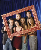 Matthew Perry as Chandler Bing Matt Le Blank as Joey Tribbiani David Schwimmer as Ross Geller Jennifer Aniston as Rachel Green Lisa Kudrow as Phoebe...