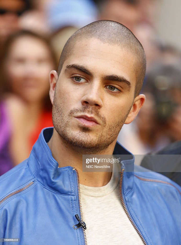 <a gi-track='captionPersonalityLinkClicked' href=/galleries/search?phrase=Max+George&family=editorial&specificpeople=7039808 ng-click='$event.stopPropagation()'>Max George</a> of 'The Wanted' appears on NBC News' 'Today' show --