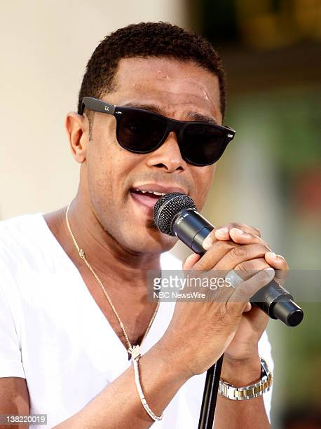 Maxwell performs on NBC News' 'Today' show