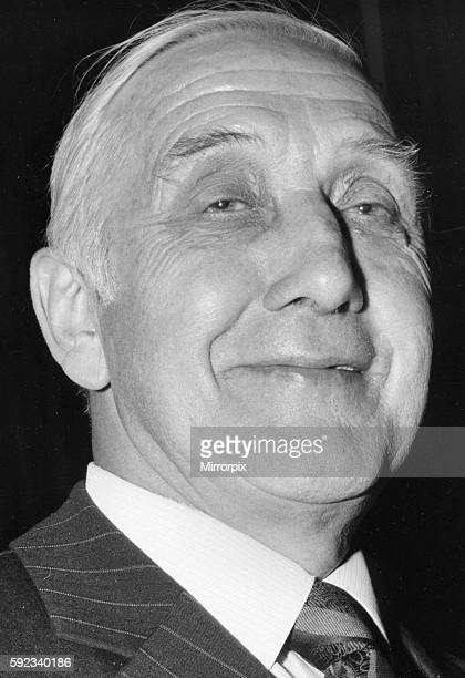 Pictured May 1973 aka Arthur Rowe