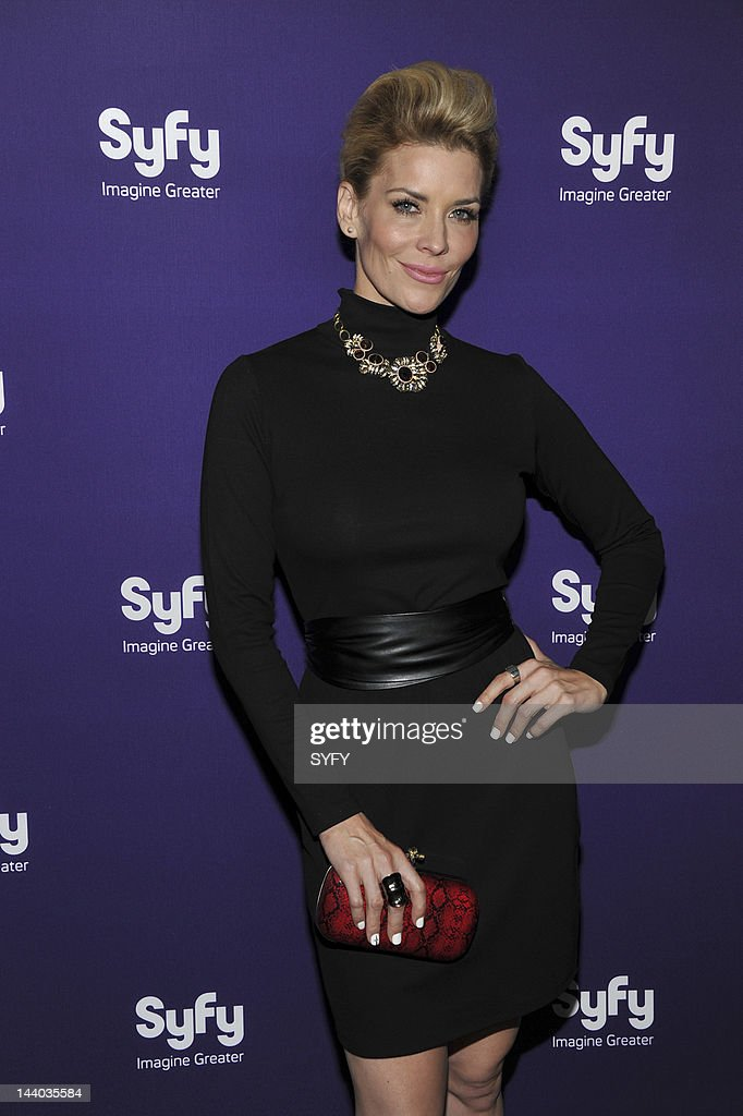 <a gi-track='captionPersonalityLinkClicked' href=/galleries/search?phrase=McKenzie+Westmore&family=editorial&specificpeople=182442 ng-click='$event.stopPropagation()'>McKenzie Westmore</a> arrives at 'Syfy Upfront 2012 at the American Museum of Natural History in New York City on April 24, 2012' --