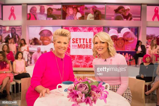 Megyn Kelly and Joan Lunden on Wednesday October 4 2017