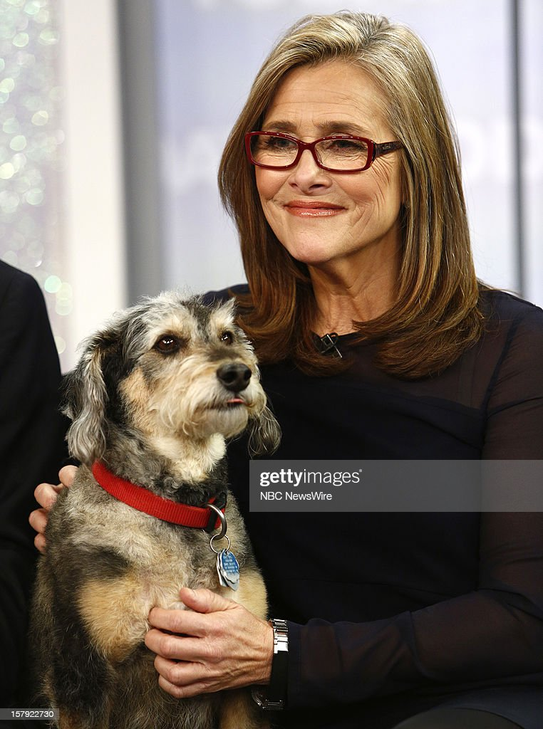 Meredith Vieira appears on NBC News' 'Today' show --