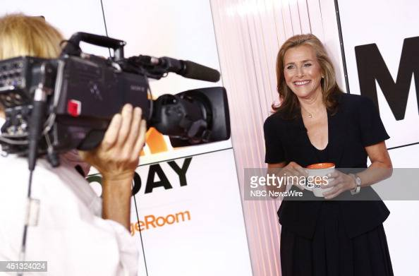Meredith Vieira appears on NBC News' 'Today' show