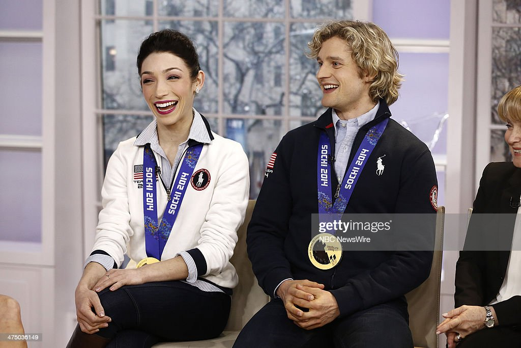 """NBC's """"Today"""" With Guests Keri Russell, The Fray, Charlie White and Meryl Davis, Shaquille O'Neal, Mark Burnett"""
