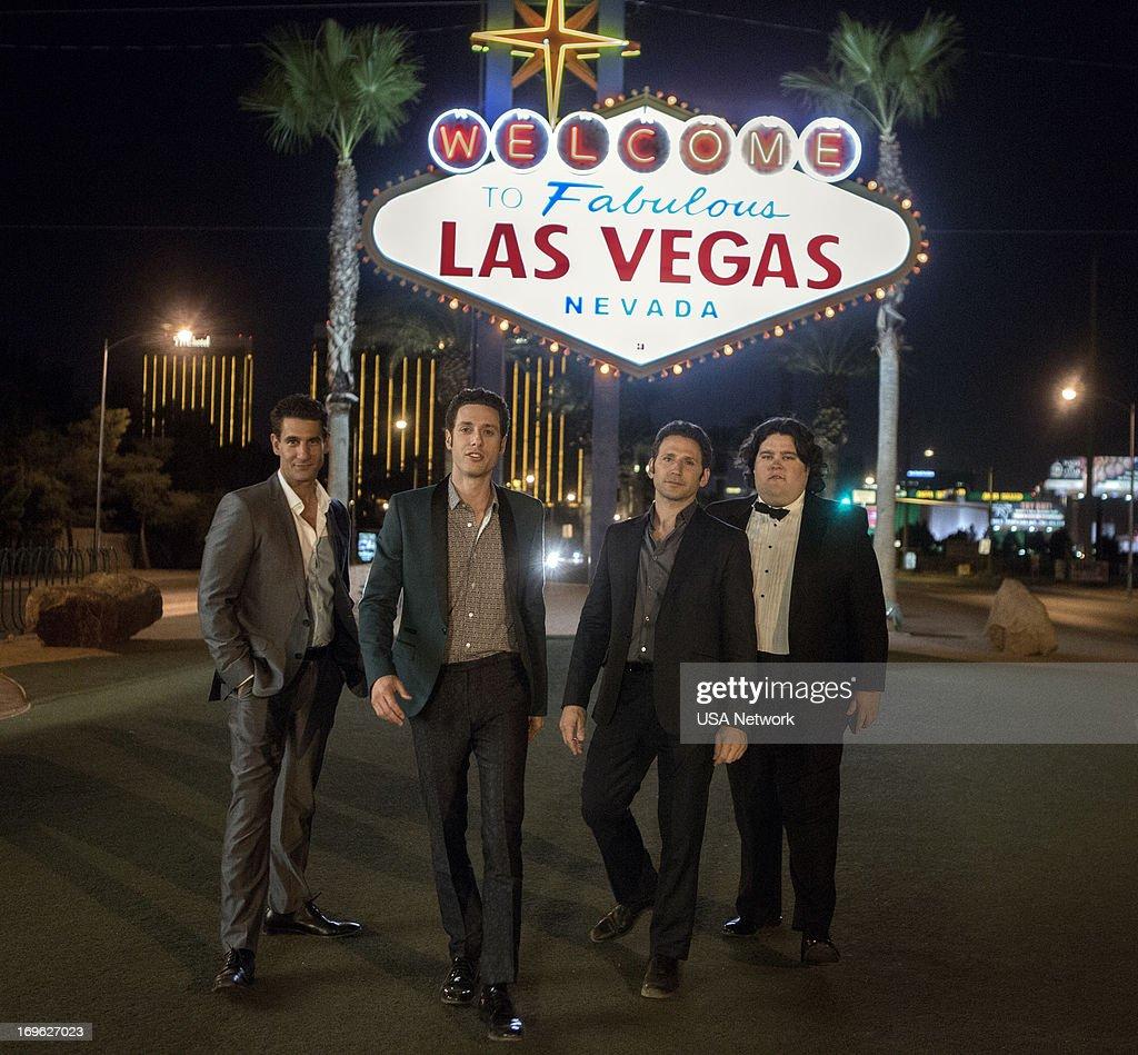 Michael B. Silver as Ken Keller, Paulo Costano as Evan Lawson, Mark Feuerstein as Dr. Hank Lawson, Charley Koontz as Owen --