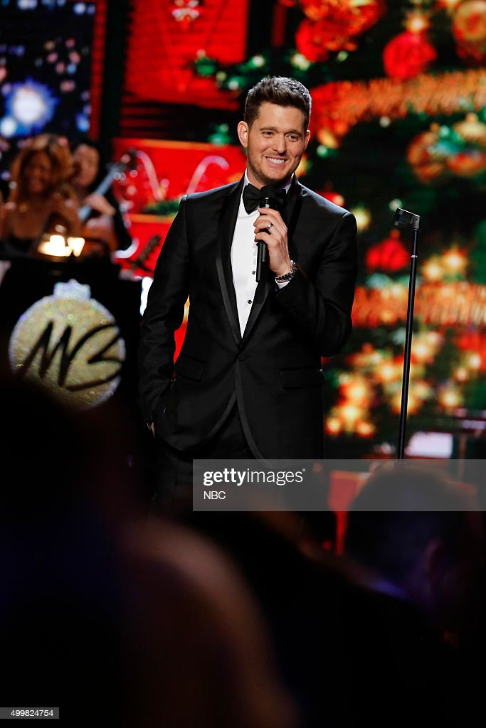 """NBC's """"Michael Buble's Christmas in Hollywood"""""""