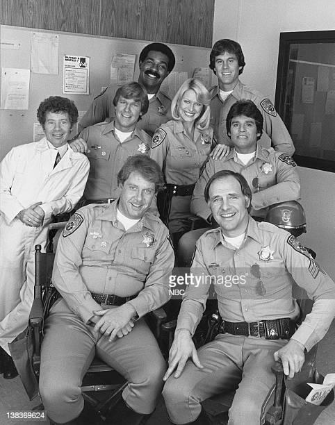 Michael Dorn as Officer Jebediah Turner Brodie Greer as Officer Barry Baricza Lou Wagner as Harlan Arliss Larry Wilcox as Officer Jon Baker Randi...