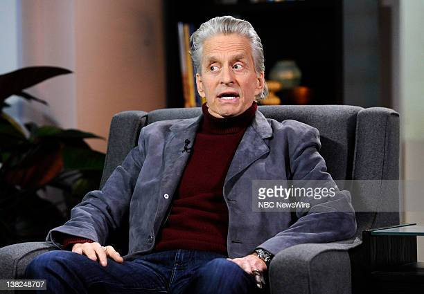 Michael Douglas sits down for his first exclusive television interview since his cancer treatments