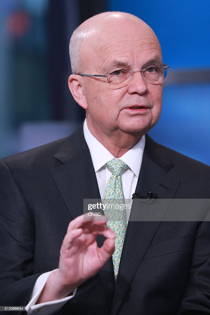 Michael Hayden, former CIA and NSA director, comments on the ongoing Apple vs. FBI dispute in an interview on February 23, 2016 --