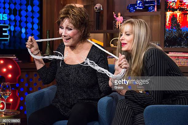 Michele Lee and Eileen Davidson