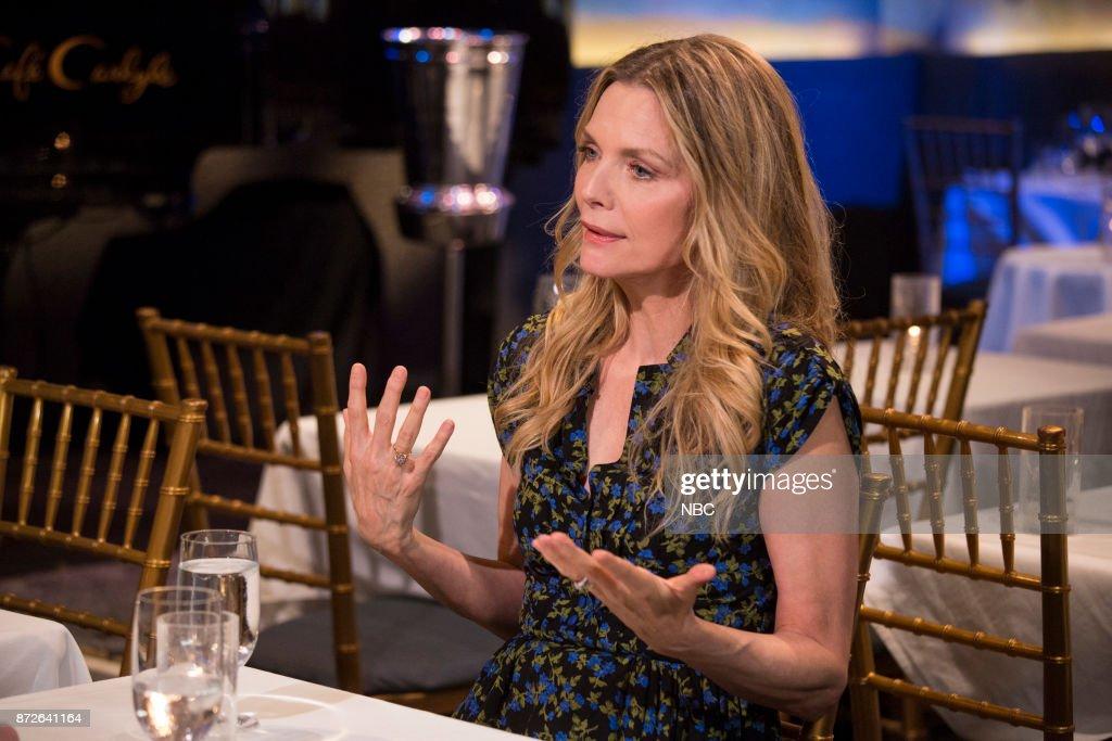 Michelle Pfeiffer on November 6, 2017 --