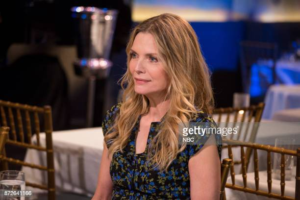 Michelle Pfeiffer on November 6 2017